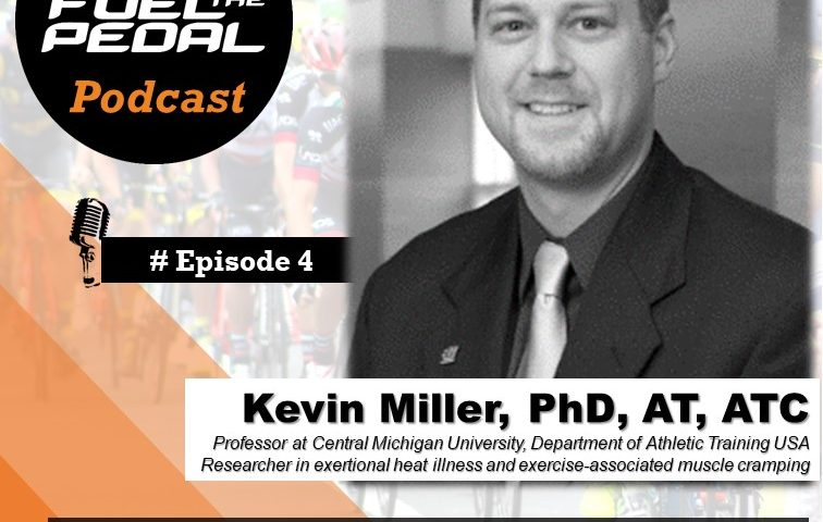 Kevin Miller, PhD – Pickle juice and the Science behind